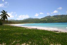Playa Cosón, en Sama