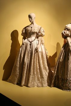 """The Young Victoria"", Costume Designed by Sandy Powell."