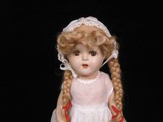 Beautiful Old Doll  for sale on Ebay