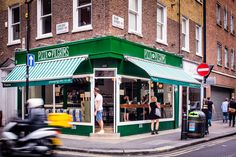 Pizzeria Info - Pizza Pilgrims, 11 Dean Street, Soho, London, call on 0207 287 8964 to order, eat in or take out.