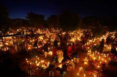 Dia dos Mortos? Muita festa no México!  