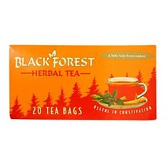 Black Forest Herbal Tea - A little help from nature - useful in constipation South African Shop, Buttermilk Rusks, Perfect Cup, Herbal Tea, Black Forest, Energy Drinks, Herbalism, About Me Blog, Tea Time