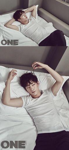 Seo Kang Joon tranforms into 'Charimatic Baek In Ho' for ONE Mag - Celebrity Photos SEO KANG JOON #ONE