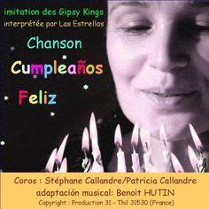 Joyeux anniversaire espagnol - Canción cumpleaños feliz