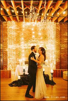 Wedding lighting design and Wedding idea decorations