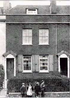 Charles Dickens Birthplace Portsmouth, England