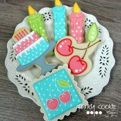 Jill FCS birthday cookies