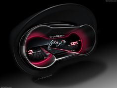 Audi User Interface