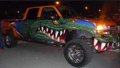 Gator Monster Truck