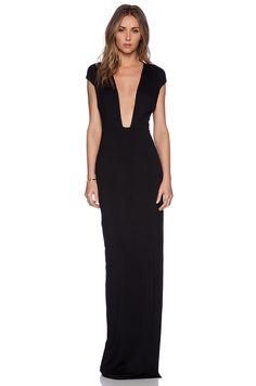 AQ/AQ Crave Maxi Dress in Black | REVOLVE