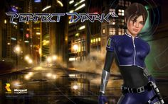 Un nuovo Perfect Dark in sviluppo dai responsabili dellultimo Gears of War? System Shock 2, Saga, Return To Castle Wolfenstein, Microsoft, Game Cafe, Doom Game, Den Of Geek, Ninja Art, Perfect Dark