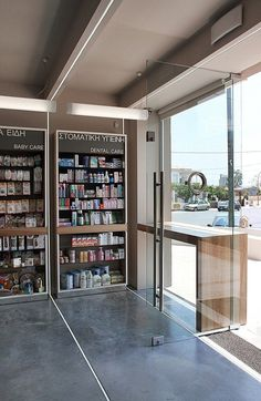 View full picture gallery of PHARMACY Pharmacy Pictures, Baby Store Display, Concept Board Architecture, Design Visual, Pharmacy Store, Pharmacy Humor, Drug Store, Store Layout, Hospital Design