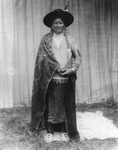 Colville man, Colville Indian Reservation, Washington, ca. 1900-1910. :: American Indians of the Pacific Northwest -- Image Portion