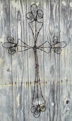 barbwire creations