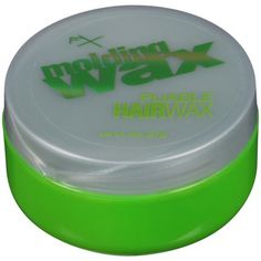 Fx Molding Wax Pliable Hair 2 Oz Jar
