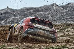 #China Silk Road Rally 2015 Peugeot 2008 DKR