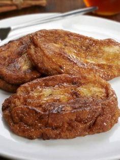 Receta de torrijas Dukan Sugar Free Desserts, Vegan Desserts, Dessert Recipes, Flan, Dukan Diet, Sweets Cake, Vegetarian Paleo, Eating Plans, Diet Plans