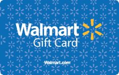 Walmart - $5 Gift Card - With a Walmart eGift Card, you get low prices every day on thousands of popular products in stores or online at Walmart.com. You'll find a wide assortment of top electronics, toys, home essentials and more. Plus, cards don't expire and you never pay any fees.