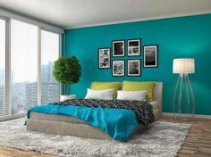 Chic Home Decor Ideas Bedroom Wall Designs, Bedroom Wall Colors, Bedroom Furniture Design, Modern Bedroom Design, Home Room Design, Bedroom Styles, Living Room Designs, Indian Bedroom Decor, Home Decor Bedroom