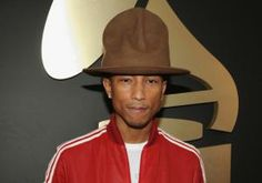 Pharrell Williams' Grammy Awards hat up for auction, bids starting at $10K
