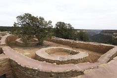 Mesa Verde National Park.  According to modern Pueblo Indians, Sun Temple's features classify it as a ceremonial structure. Because neither household goods nor roof be...