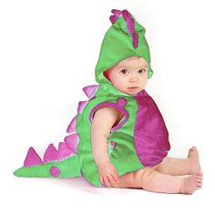 Dinosaur. How fitting for my growling baby!