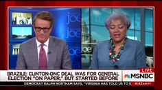 """#Brazile on #Clinton #Campaign: """"It Was Cult""""..."""