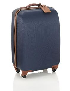 Buy the Cabin 4 Wheel Hard Rollercase from Marks and Spencer's range. Cabin Luggage, Cabin Bag, Holiday Essentials, Luggage Bags, Shopping Bag, Suitcase, Stuff To Buy, Collection, Travel
