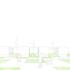 "Popatrz na ten projekt w @Behance: ""splot_housing estate"" https://www.behance.net/gallery/49501009/splot_housing-estate"