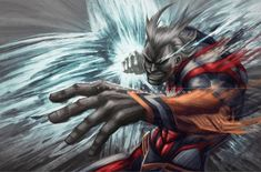 STREET FIGHTER V INCLUDE ALL MIGHT by vinrylgrave
