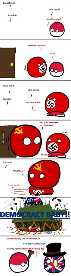 Poland's guests