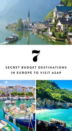 Looking for European travel destinations where your dollar goes a lot further? It's time set your flight alerts for these 7 incredible places.