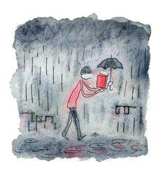 INCIDENTAL COMICS: Rainy Day Reading