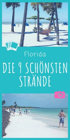 Florida& most beautiful beaches- Floridas schönste Strände Whether East or West Coast – I really liked Florida& beaches. Florida Vacation # Florida Travel Tips # Florida Tips - Florida Usa, Florida Keys, Road Trip Florida, Florida Vacation, Florida Travel, Florida Beaches, Travel Usa, State Parks, Costa Leste