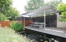 Kleine tuin Arnhem