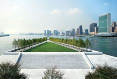 Architecture: The Stunning Louis I. Kahn Design of the Long-Awaited F.D.R. Memorial | Vanity Fair