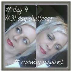 #31 Day Challenge..... Runway Inspired lol  All Younique Products used for info comments below ... www.bodaciousbeauty.co.uk Allza43@mail.com #eyes #browlift #lookamillion #makeupartist #bronzer #chic #lippencils #summerlooks #fabliclous #lookamillion