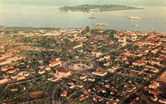 Bissau is the capital of the nation of Guinea-Bissau. It is located on the Geba River estuary on the Atlantic Ocean, on a peninsula that used to be an island. African States, World Thinking Day, Places Of Interest, New World Order, Ivory Coast, West Africa, Africa Travel, Sierra Leone, Holiday Destinations