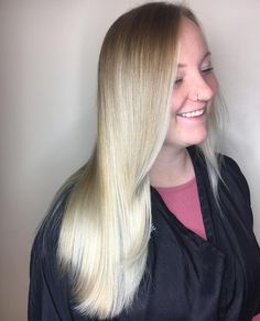 50 Best Straight Hairstyles in 2017 Check more at http://hairstylezz.com/50-best-straight-hairstyles-2017/