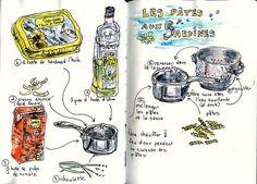 Pâtes aux sardines | Flickr - Photo Sharing!