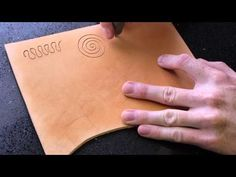 Tuesday Tip 005 Swivel Knife Finesse - YouTube