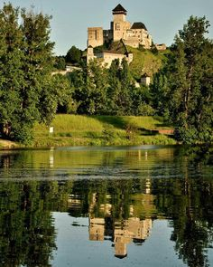Trenčiansky hrad River, Architecture, Manor Houses, Outdoor, Palaces, Castles, Medieval, Top, Arquitetura