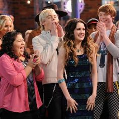 austin and ally cast season 2 - Google Search