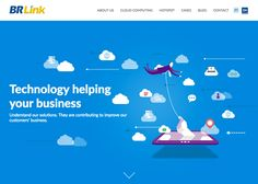 Cloud and Hotspot solutions for all kind of business.