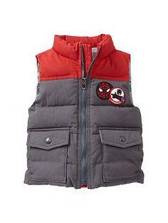 Junk Food™ Spiderman vest