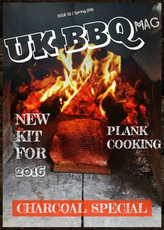 Spring Issue of UK BBQ Mag Out Now