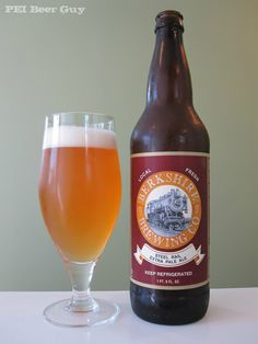 Berkshire Brewing Company's: Steel Rail Extra Pale Ale (all time fave)