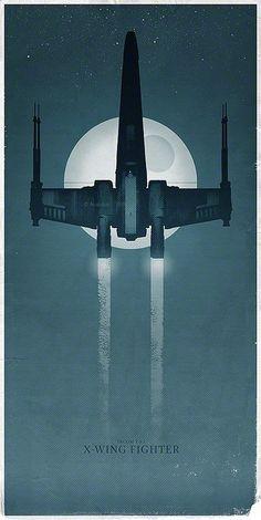 X Wing Fighter Star Wars