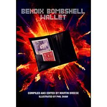 Bendix Bombshell Wallet by Dave Bendix and Martin Breese - Trick