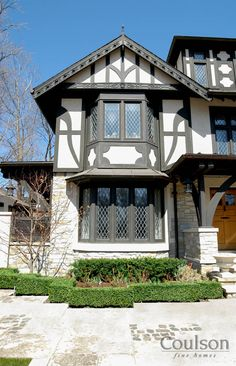 Arts And Crafts Architectural Style Homes Built By Coulson Fine